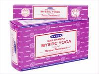 Indian Satya NAG CHAMPA AYURVEDA Incense sticks 12 x 15 grams = 180 gms