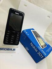 Nokia 301 - Black (EE ) Smartphone Read Listing Description