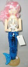 "Christmas Nutcracker 15"" Mermaid"