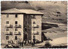 Cartolina di Vilminore di Scalve, rifugio - Bergamo, 1958