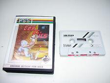 LES FLICS 047 PSS * MSX Game cassette 1984 *