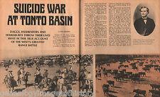 Tonto War - Family Named;Blevins,Daggs,Graham,Haskknife,Heggler,Houck,Tewksbury