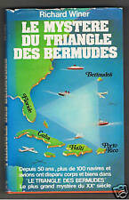 LE MYSTERE DU TRIANGLE DES BERMUDES RICHARD WINER 1977