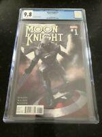 Moon Knight 2011 Series Master Lot CGC Graded All Rare & HTF Variants MCU Disney