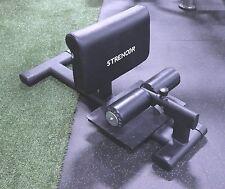 Strencor Heavy Duty Adjustable Commercial SISSY SQUAT BENCH Gym Leg Exerciser