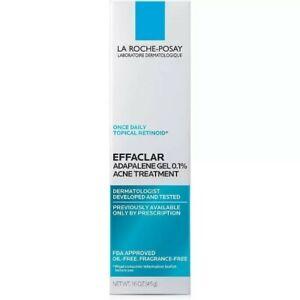 La Roche-Posay Effaclar Adapalene Topical Retinoid Acne Treatment-1.6oz exp04/23