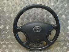 2005 Toyota Land Cruiser Amazon Steering Wheel