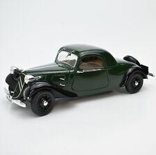 Solido 8179 Citroen Traction AV 11 Sportcoupe Oldtimer Bj.1938 grün, 1:18, X803