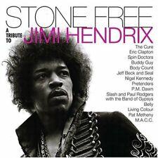 Stone Free: [ RARE OOP CD ] Tribute to Jimi Hendrix Stone Free     READ BELOW