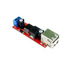 7V-40V to 5V 3A DC-DC Step Down Buck Converter Module to Dual USB Output UK FAST
