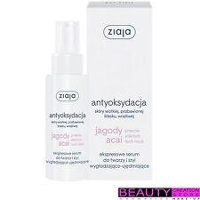 ZIAJA ACAI Berry Express Smoothing Face-Neck Serum Spray 50ml ZI091