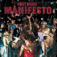 Roxy Music - Manifesto (NEW CD)