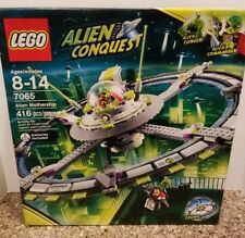 LEGO 7065 Space Alien Conquest Alien Mothership