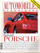 PERIÓDICO REVISTA AUTOMÓVILES CLASSIQUES Nº86 11/1997 PORSCHE 911 JAGUAR