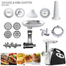 Electric Meat Grinder Sausage Maker Mincer Cooking Smart Appliances Save Power