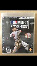 Playstation 3, MLB09, The Show, Baseball, Game, Players1-2, PSP3,