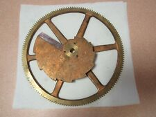 Antique E. Howard Tower (Turret) Snail Wheel