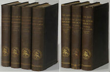 Dutch Republic/United Netherlands 7 volume history John Motley 1870-71 editions
