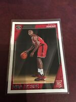 Pascal Siakam 2016-17 Panini NBA Hoops Rookie Card RC Raptors #283