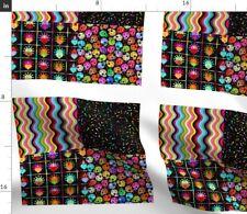 Custom Fabric Printed by Spoonflower BTY