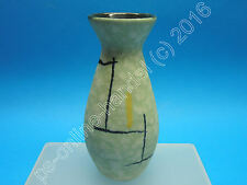 Keramik Vase Foreign 522-16 Scheurich 16 cm hoch 50er 60er West Germany (KLR)