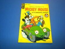 MICKEY MOUSE #100 Gold Key Comics 1965 Walt Disney