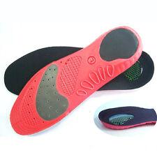 Espuma de EVA de longitud completa Zapato plantilla – ideal para la actividad física, espuma y gel