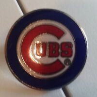 Chicago Cubs MLB lapel pin pre-owned