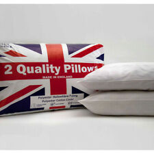 PerfectBuy Stripped Polyester Hollowfibre Filling Bounceback Pillows,Twin pillow