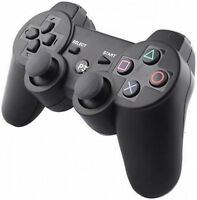WIRELESS BLUETOOTH REMOTE GAMEPAD CONTROLLER JOYSTICK FOR PS3  PLAYSTATION 3 NEW