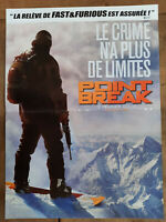 Plakat Point Break Kathryn Bigelow - Keanu Reeves Patrick Swayze 40x60cm