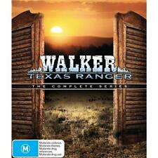 Walker Texas Ranger Series Complete Seasons 1-8 DVD Boxset  Region 4 R4