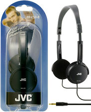JVC HA-L50 Over the Ear Headphones - Black