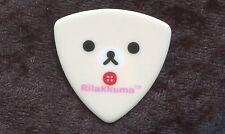 HELLO KITTY Authentic Sanrio Guitar Pick!!! RILAKKUMA Original Guitar Pick #5