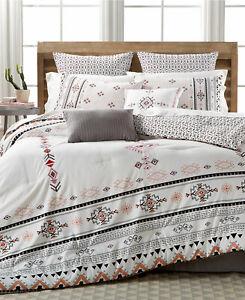 Hallmart Collectibles 7-Piece QUEEN Comforter Set Arroyo Aztec B98034