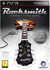 ROCKSMITH for PS3 PlayStation 3 by Ubisoft, 2012 Edition NEW & SEALED