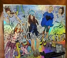 f(x) all members signed / autographed Pinocchio Album no photo card