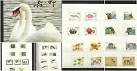 O) 1993 CHINA, ANIMALS-BEES-DROMEDARY-ALGAE-CRUSTACEANS-INSECTS-BIRDS, SET MNH