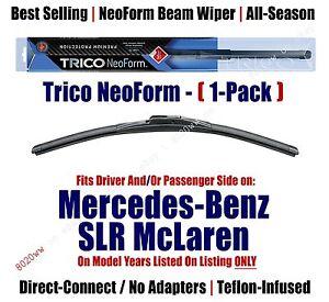 Super Premium NeoForm Wiper Qty 1 fit 2005-09 Mercedes-Benz SLR McLaren  162612