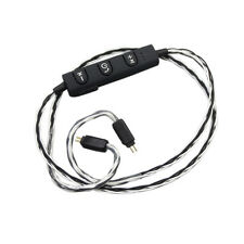 0.78mm Bluetooth Adapter Receiver Cable Cord for UE18 JH13 Westone W4r UM3X 1964