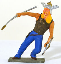 Starlux Gaul - Spear and Winged Helmet - 60mm painted soldier - Only 3 remain!