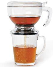 Smart Tea Maker Loose Leaf Tea Infuser 18oz Drip Tea New Fast Free Shipping!