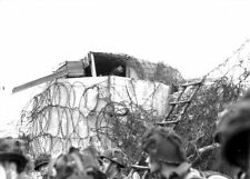 6x4 Photo ww764 Normandy D-Day Jb Juno Beach Wn 28La Cassine Regiment Chaudiere