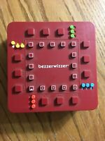 Mattel 2010 Bezzerwizzer Mini Game Compact Travel Edition- New Out Of box