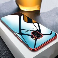 Luxury Slim Shockproof Gel Clear Case Cover for Samsung Galaxy S9 S8 S7 J3 2017