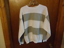 """Mens Steeplechase Size L Long Sleeve Pull Over Sweater Shirt """" BEAUTIFUL ITEM """""""