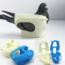 1Pc Racing Pigeon Holder For Injection Feeding Vaccination Mount Bird Supplie -e