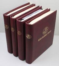 500 Jahre Post umfangreiche Sammlung in 4 Lindner-T-Alben