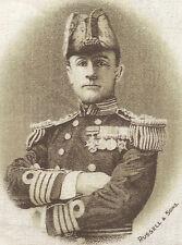 Vintage tobacco cigarette silk - Admiral Sir J. Jellicoe