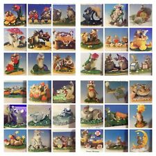 Charming Tails Lot of 36 Figurines